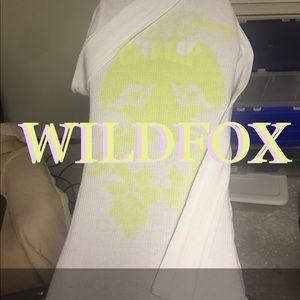 WILDFOX MINI DRESS (S)